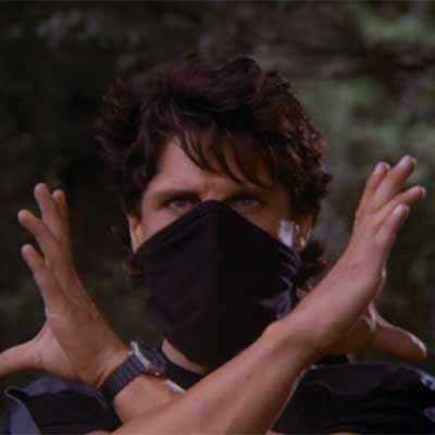 American Ninja Bradley