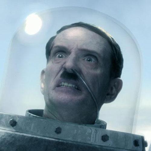 Nazi Sky Scene