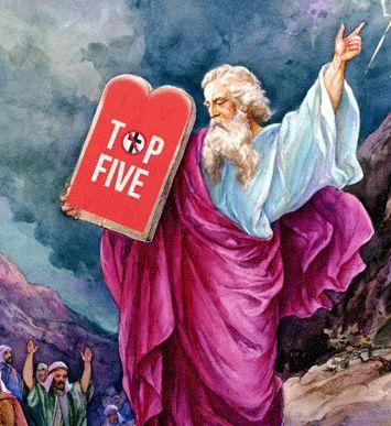 Top 5 Religionskritische Filme