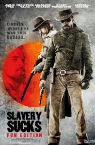 Honest Poster Django Unchainend