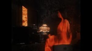 Girl on Flames