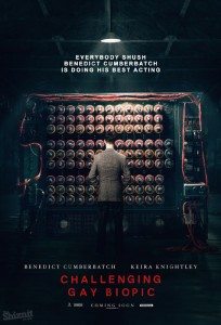 Honest Poster The Imitation Game